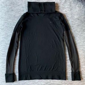 Nike Dri-Fit Funnel Neck Sweatshirt